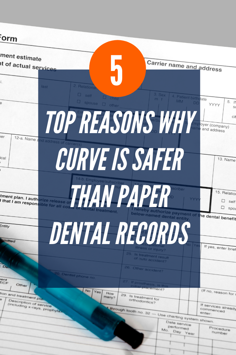BLOG_ How Curve Stacks Up Against Paper Dental Records - Graphic Image (02.04.2021)