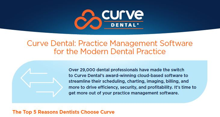 Curve Dental: Practice Management Software for the Modern Dental Practice