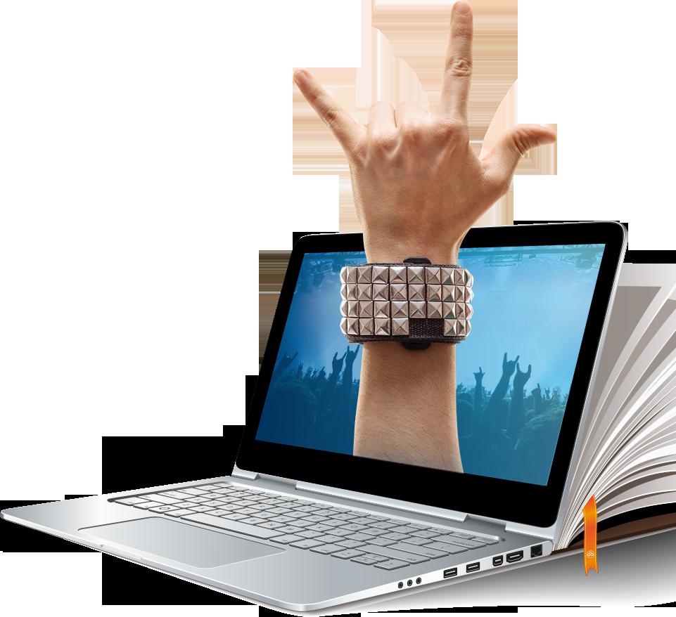 LaptopWithHand2