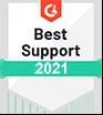 G2 Best Support 2021