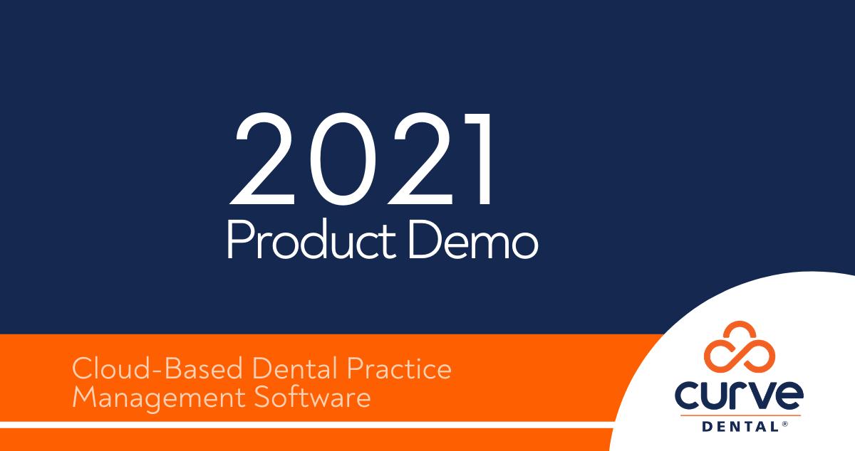 Homepage Video Thumbnail 2021 Curve Dental Product Demo - Video Thumbnail (04.23.2021)