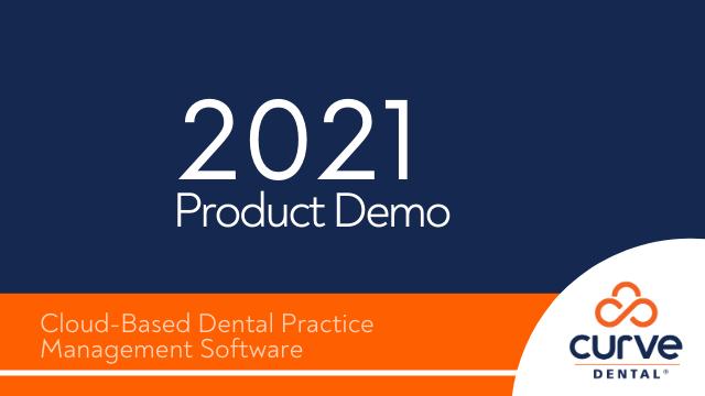 Curve Dental Demo Video
