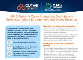 MMG Fusion + Curve Integration Dramatically Enhances Patient Engagement and Drives Revenue