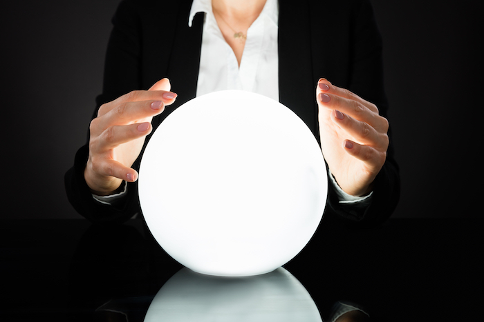 You Don't Need a Crystal Ball to Forecast Your Practice's Future